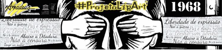 #ProjetoLigArt